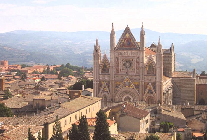 Orvieto Italy  city photos : orvieto italy orvieto and its cathedral in umbria italy